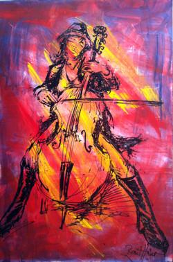 violoniste2013