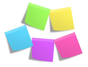 Canva - Pink Green Yellow Blue and Purpl