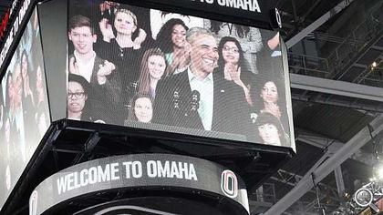 Obama in Omaha