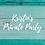 Thumbnail: Kristin's Private Party, January 17th, 1-4pm