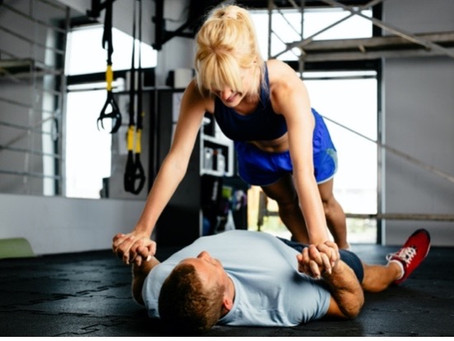 Workout Partners - The Pros and Cons