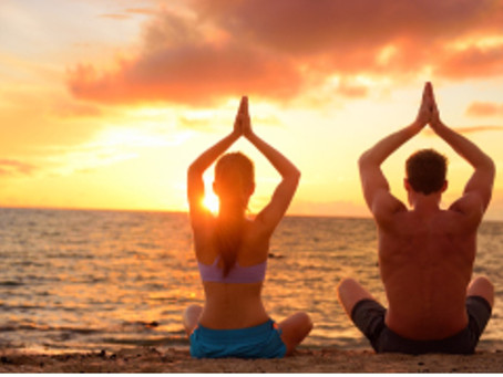 Hot Yoga - The Island Fit Femme Experiment.