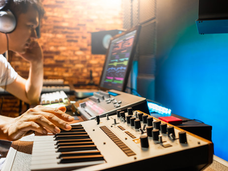 The Amazing Benefits of Mixing and Mastering