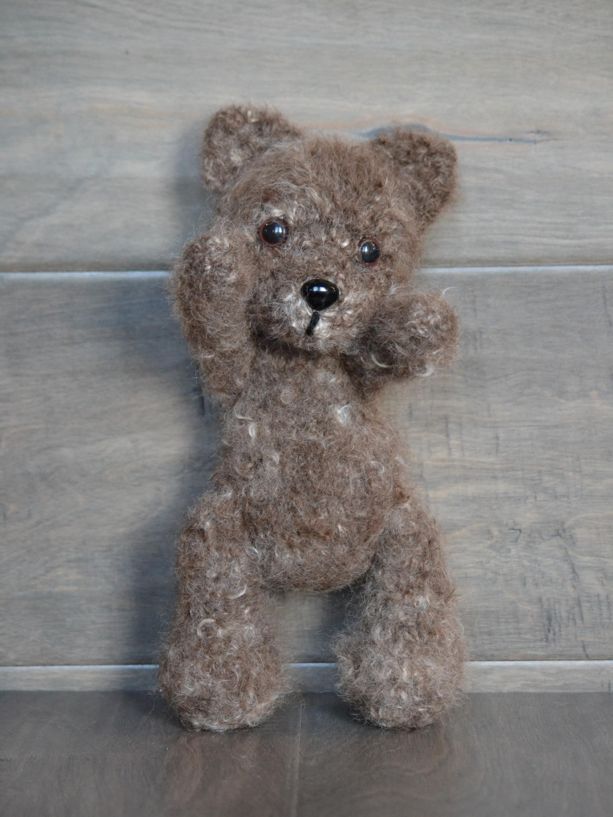 Chiengora Fuzzy Pup