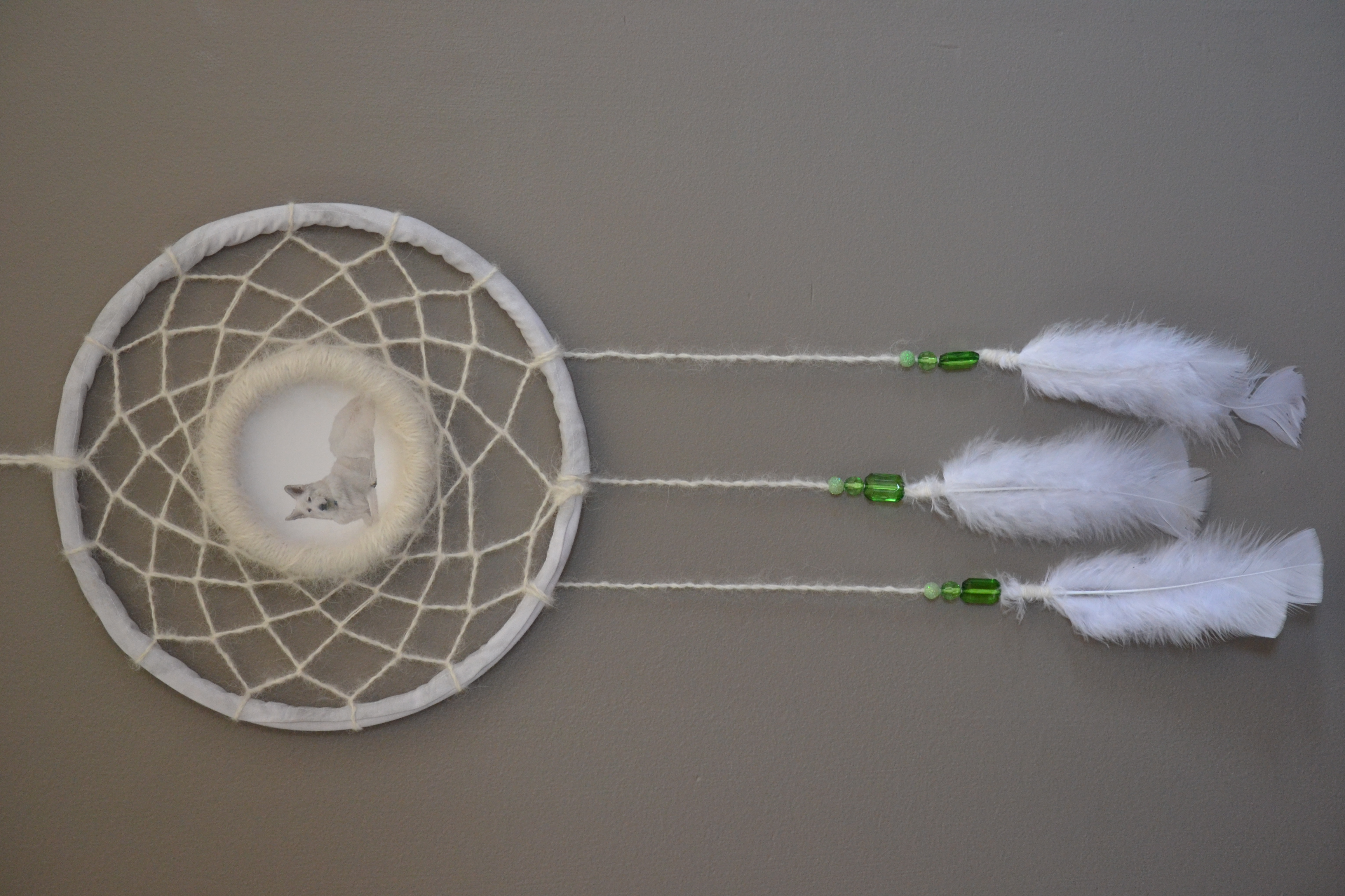 Keepsake Dream Catcher