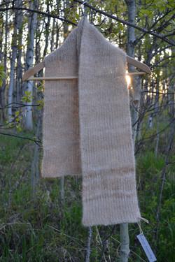 Chiengora Knit Scarf