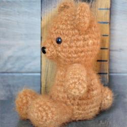 Chiengora Teddy Bear