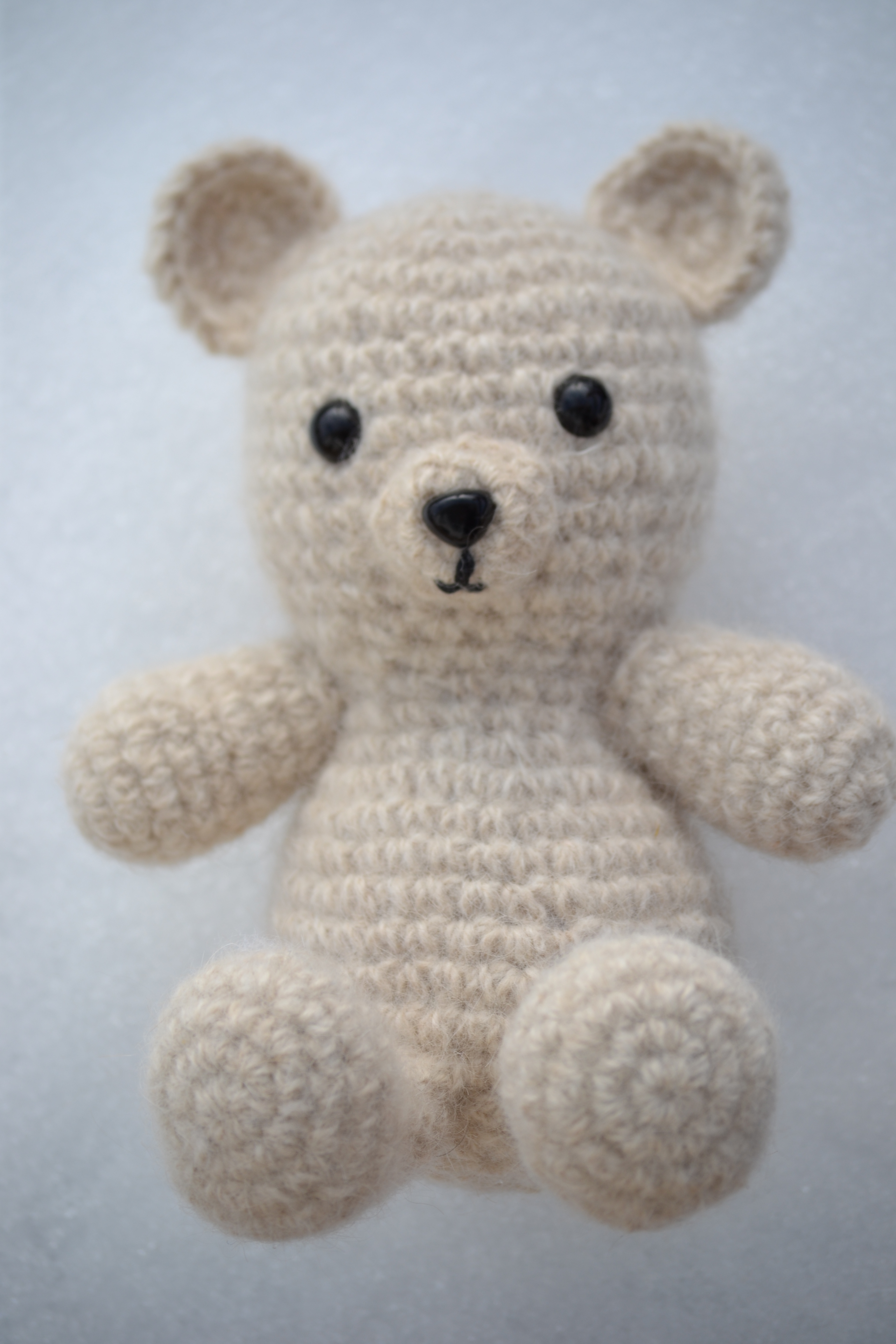 Keepsake Chiengora Teddy Bear
