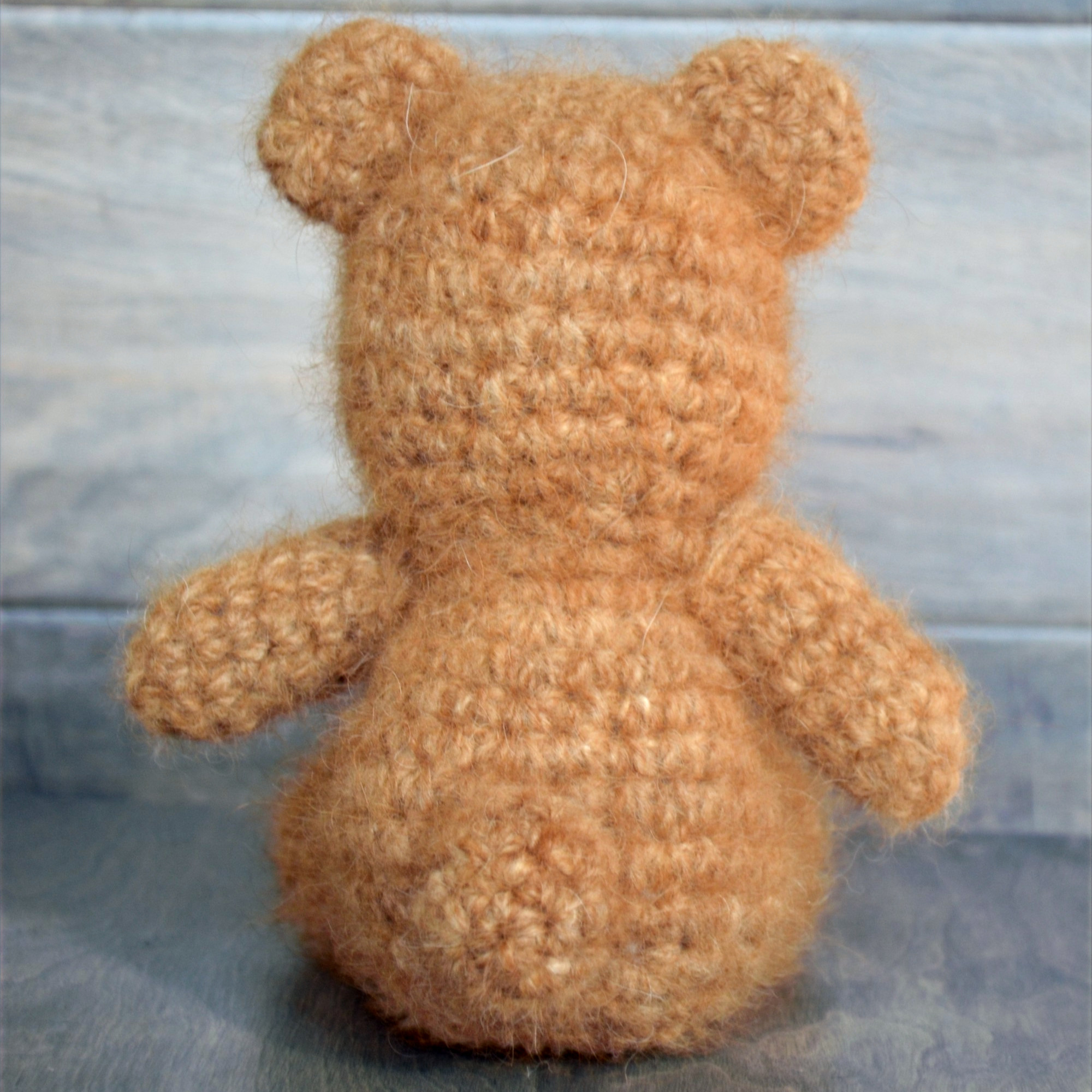 Chiengora Teddy Bear