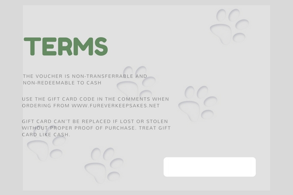 Gift Card Terms