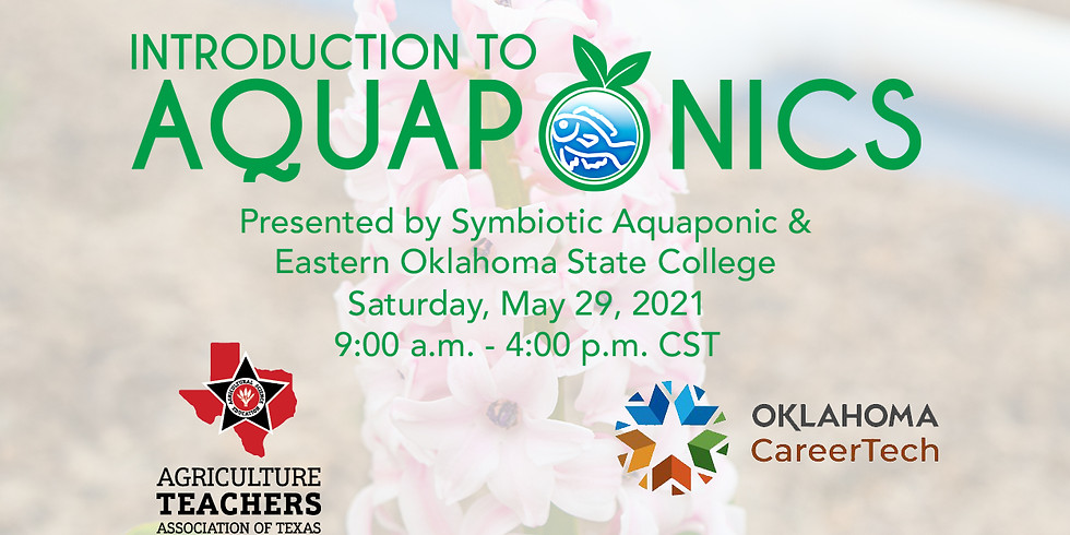 Introduction to Aquaponics Online - May 29