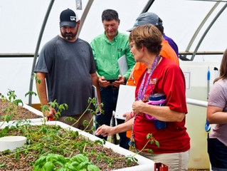 Symbiotic Aquaponic, Redlands Community College to Host Educators' Workshop