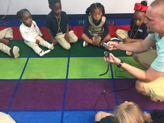 Introducing STEM to Kindergartners Through Aquaponics