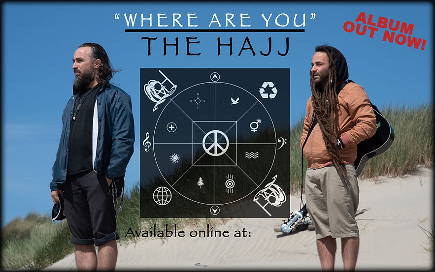 Where Are You by The Hajj Album Out Now!