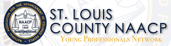 STL County NAACP Young Pros Network LOGO
