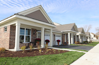 Verandah Senior Townhomes