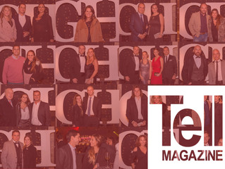 Sociales Revista Tell Magazine