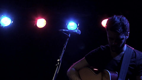 JD Eicher performs his original song Evergreen at Club Cafe in Pittshburgh PA on January 17, 2020. JD performed as Sawyer's Special Guest at Club Cafe.