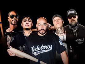 """Lupillo Rivera, Snoop Dogg, Alemán y Santa Fe Klan estrenan el viral """"Grandes Ligas"""""""