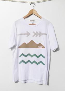 Camiseta Coke Blanca