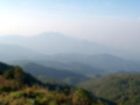 Canva - Mountain,  Doi Inthanon National