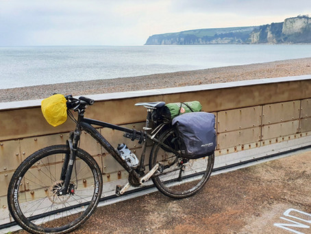A South Coast Cycle Adventure - NCN 2