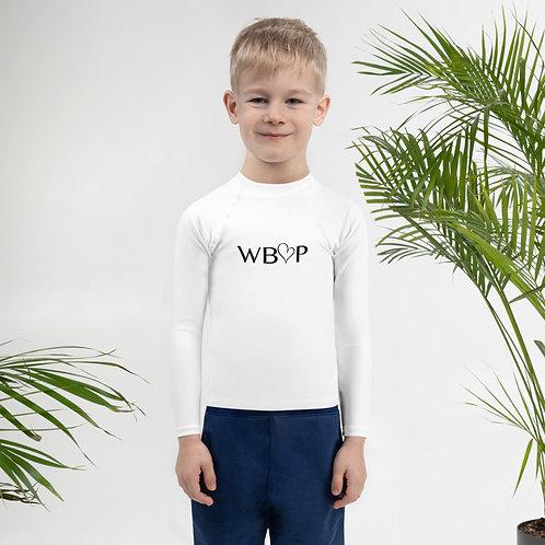 Kids Rash Guard Shirt