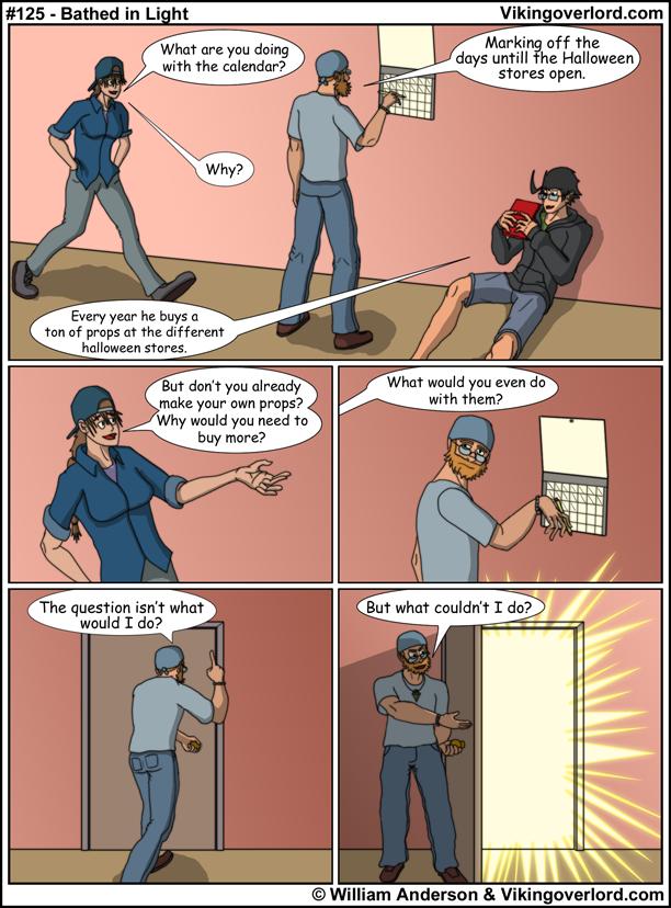 Comic 125