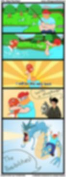 Guest Comic by Tia Bennett
