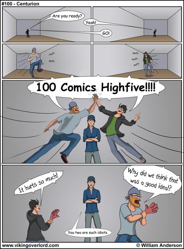 Comic 100