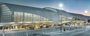 San Jose Airport, California