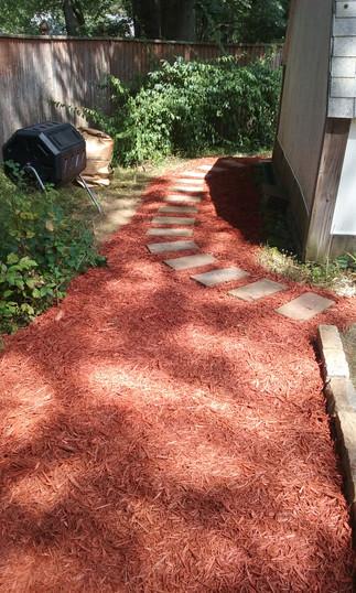 B. Schulman backyard mulch.jpg