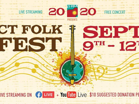 Virtual CT Folk Fest for 2020