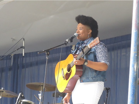 CT Folk Fest Makes A Perfect Day