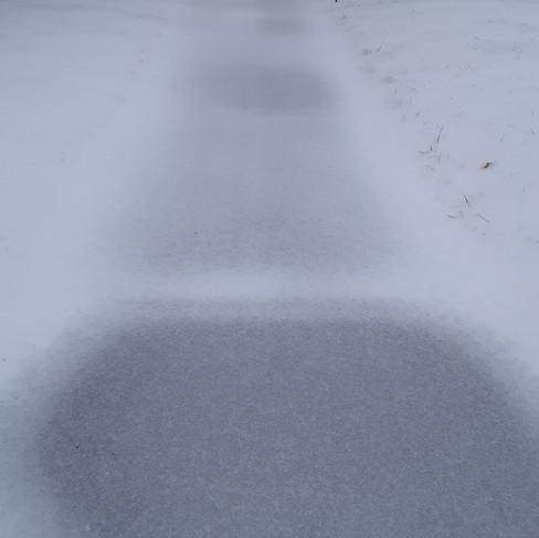 Matt Goldenberg - front walkway (before)