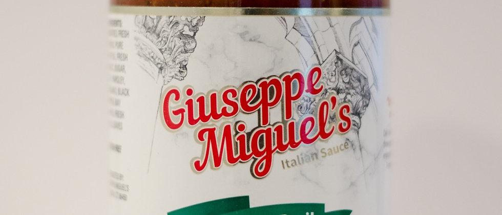 Giuseppe's Tomato Basil Sauce