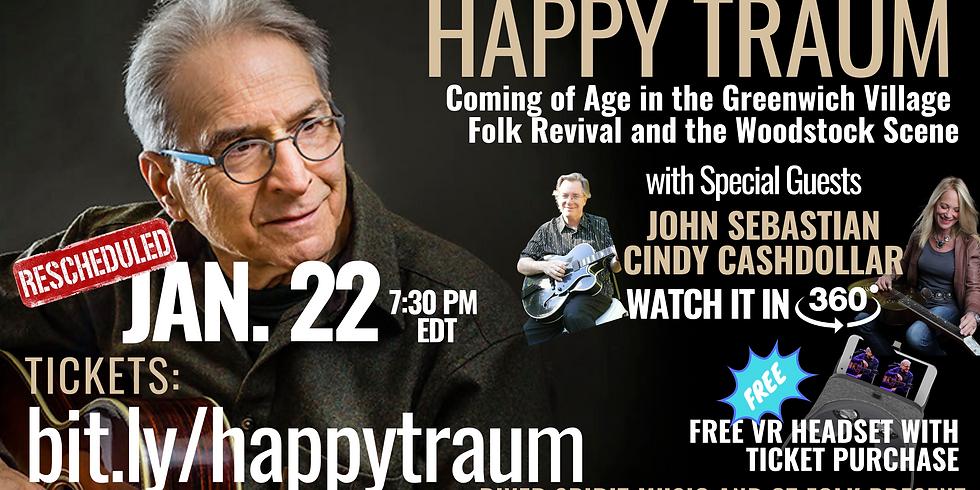 CT Folk at Home: Happy Traum
