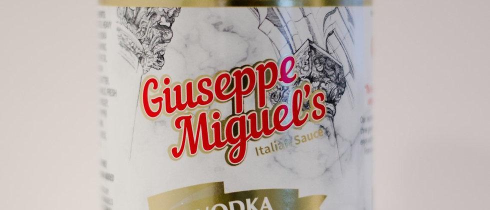 Giuseppe's Vodka Sauce
