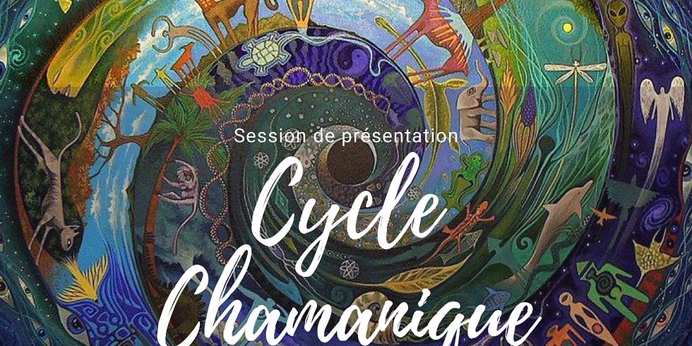 Soirée de présentation: Cycle Chamanique 2022