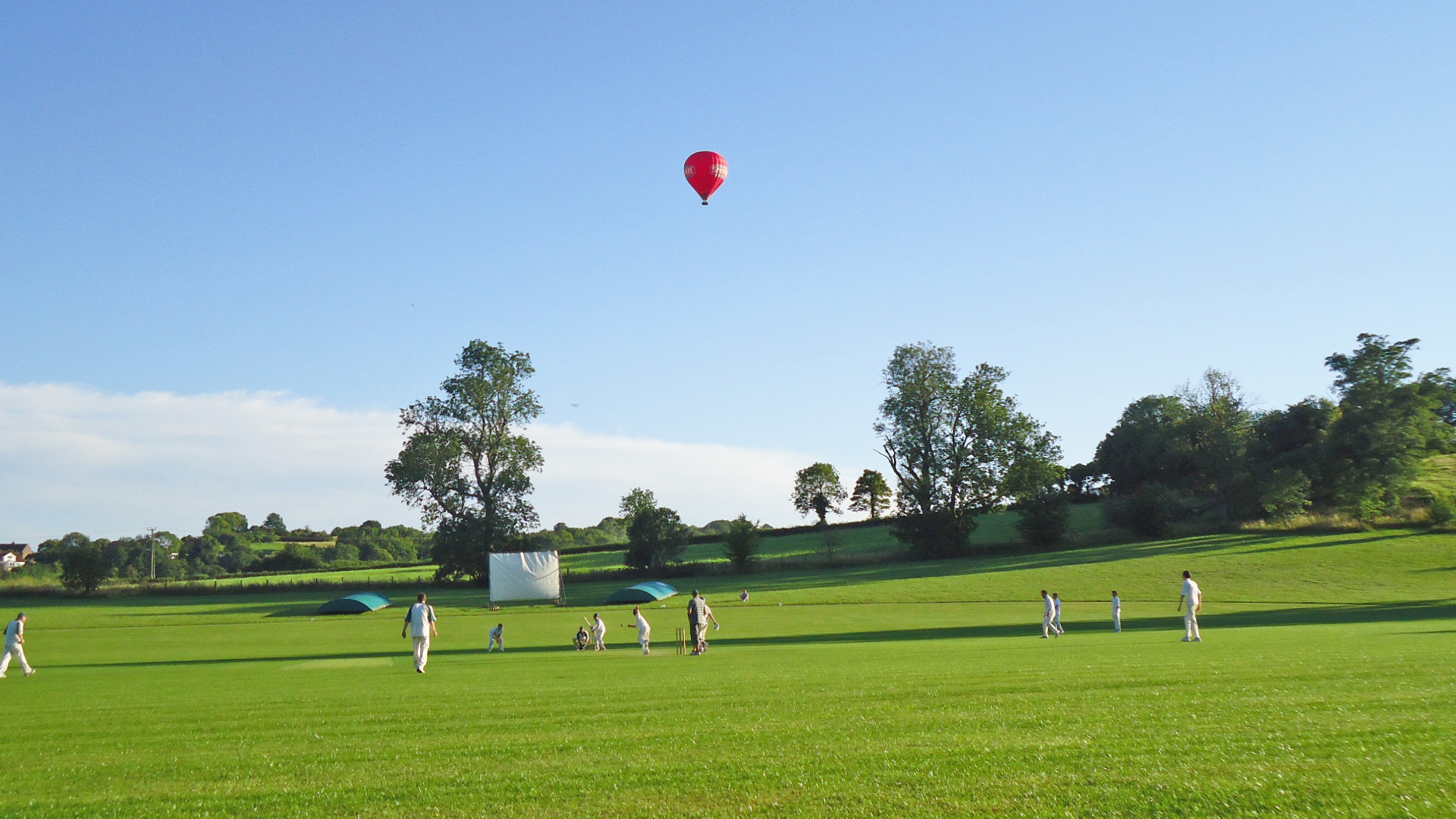 Elham Valley cc, Cricket in Elham