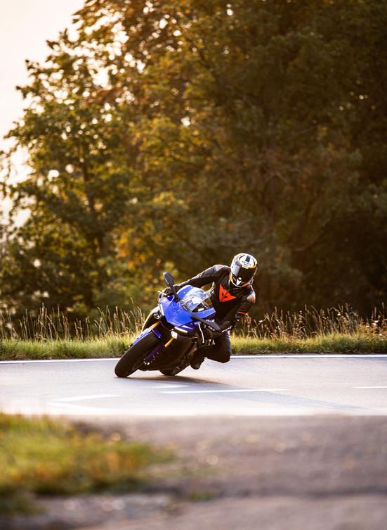 Fotografie-Motorrad