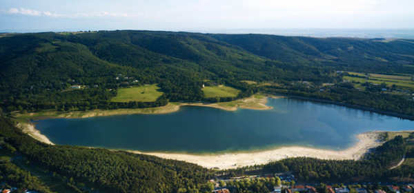Saint Ferreol Lake, Revel, French Lake, Lakes, France