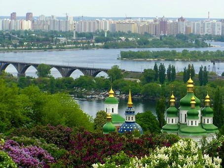 How to Travel inside Ukraine - Transport Guide