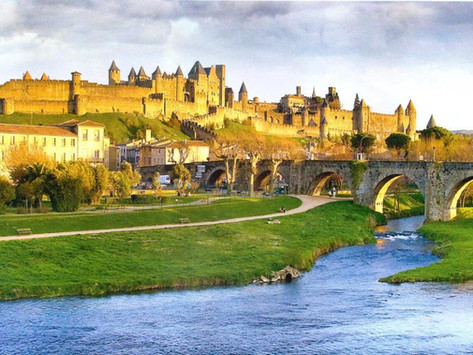 Medieval Europe perfected for the 21st Century Tourist
