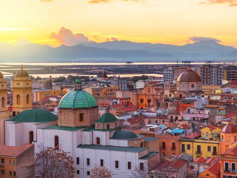 Sardina known for its sandy beaches and hiking trails but you would be wrong to ignore Cagliari