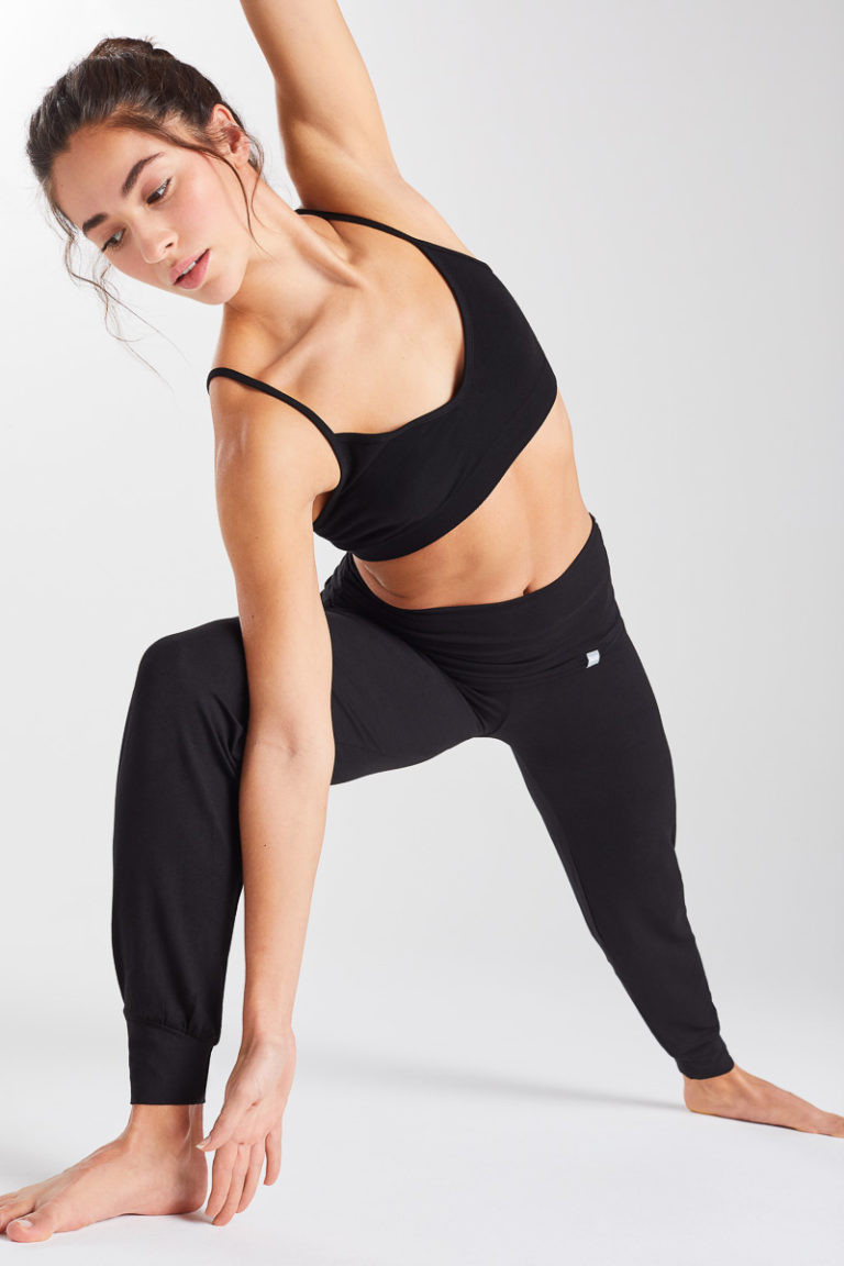 Bamboo Yoga Pants - Exercise Clothes