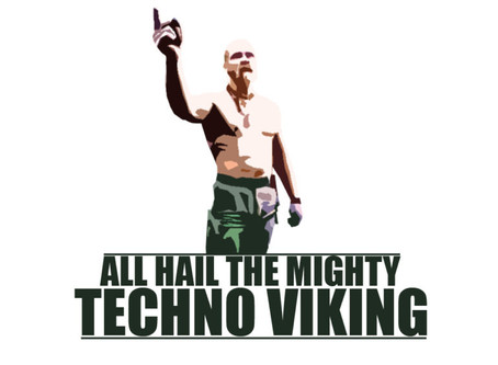 Techno Viking Forever