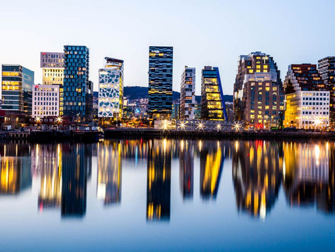 24 hours in Oslo - Norway