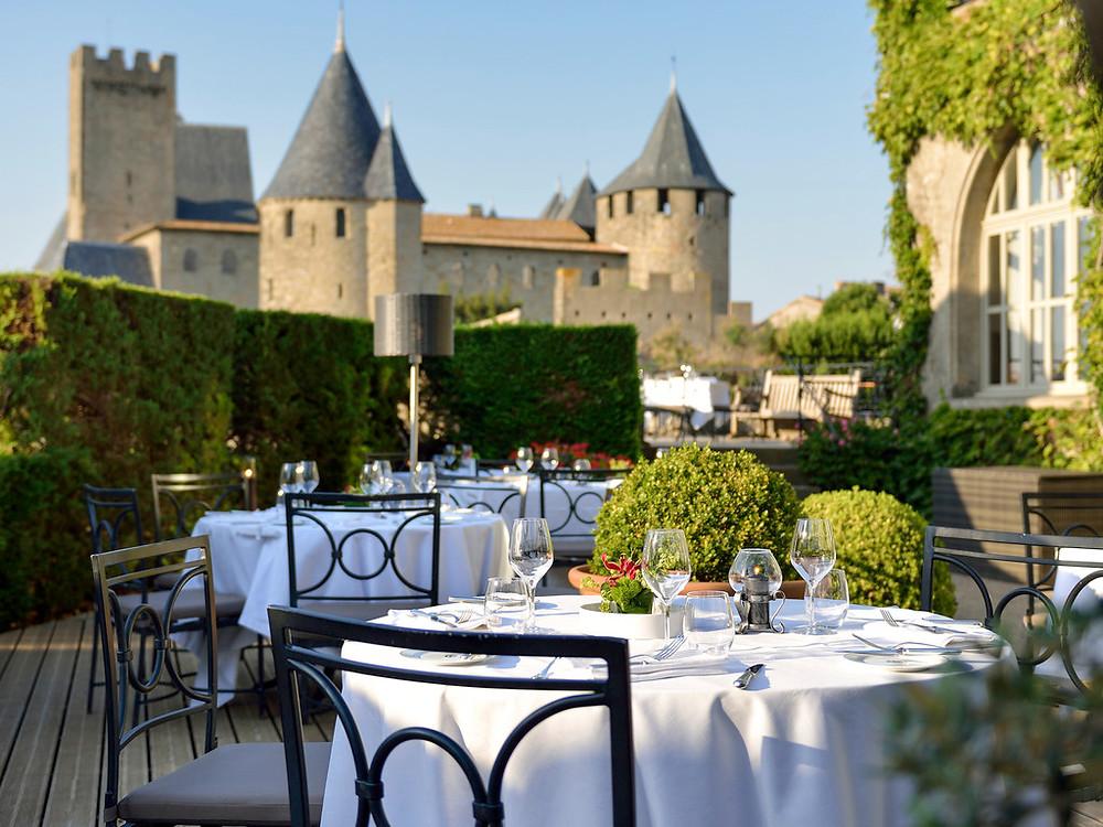 Carcassonne Hotel & Restaurant France