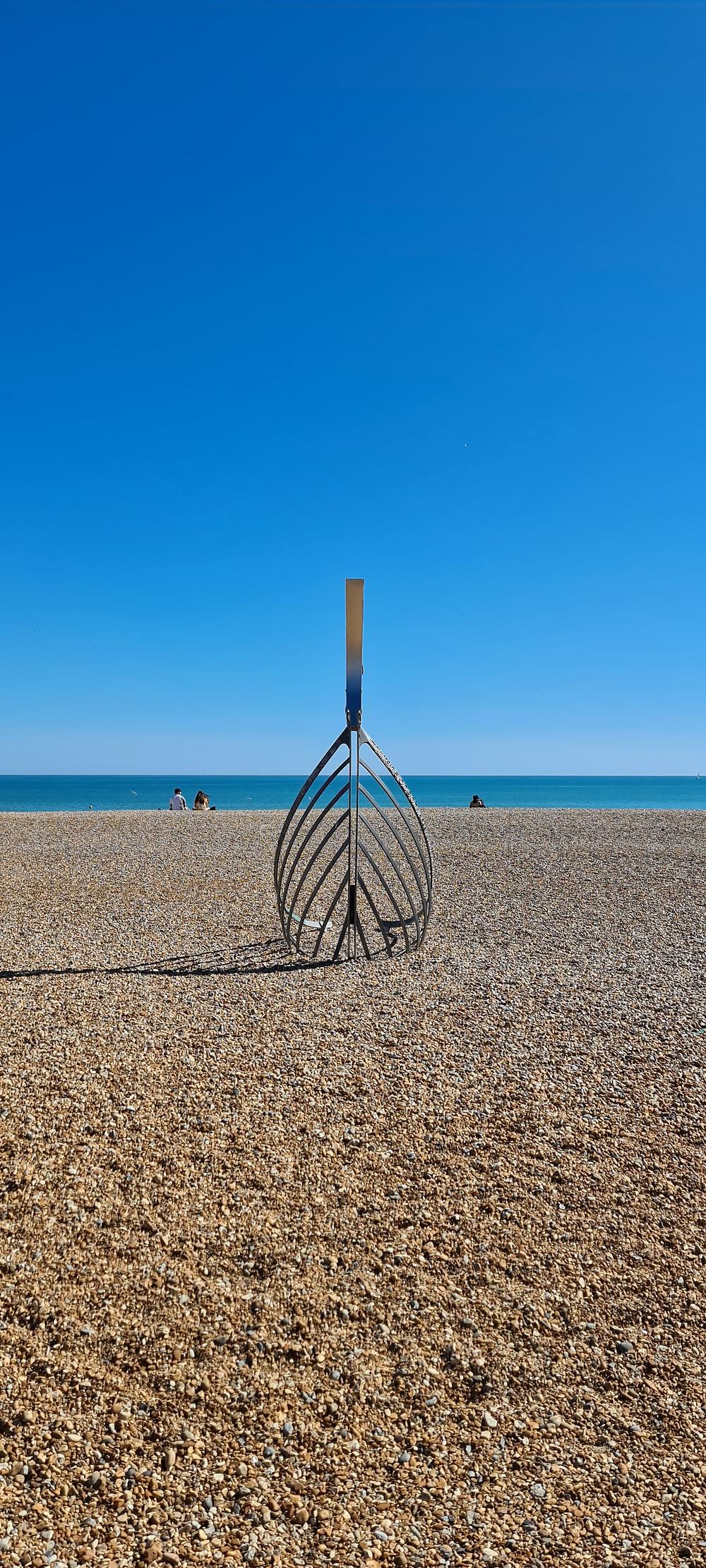 Hastings Art, Hastings Beach, English seaside